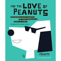 Hartman Elizabeth Anne-For The Love Of Peanuts HBOOK NEW