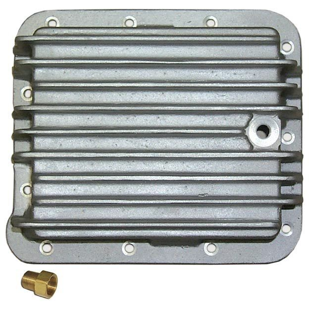 Transmission Deep Oil Pan Ford C4 C5 Pan Fill Type New Hd