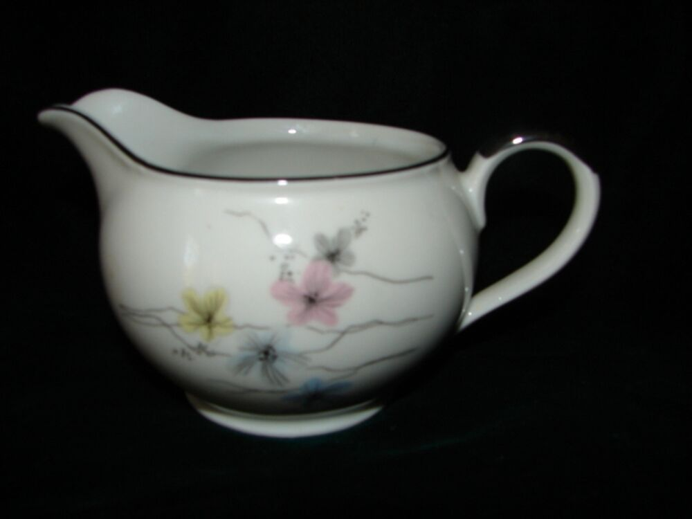 antique bavaria germany hertel jacob porzellan fine china creamer very nice ebay. Black Bedroom Furniture Sets. Home Design Ideas