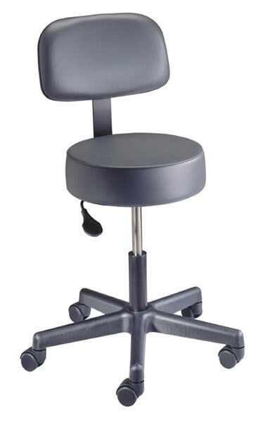 New Brewer Doctor S Pnuematic Exam Stool Chair Seat Ebay