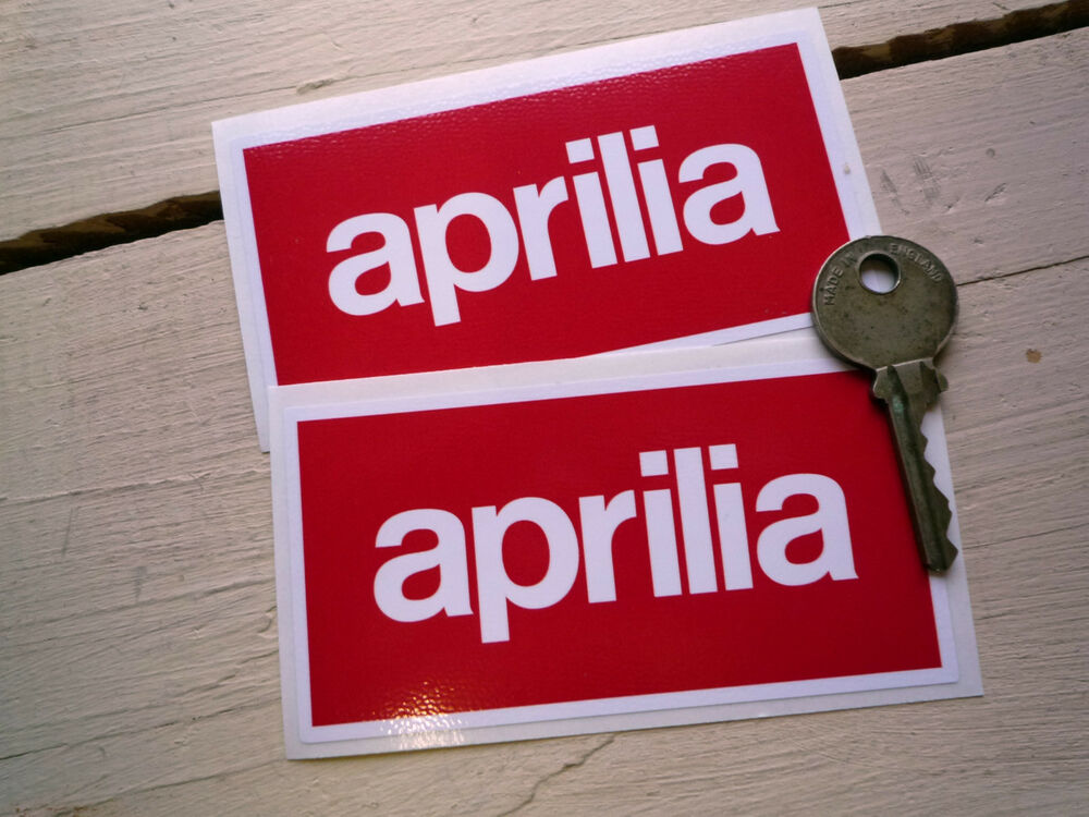 Aprilia Italy  city pictures gallery : Aprilia Italian Motorcycle Stickers 4
