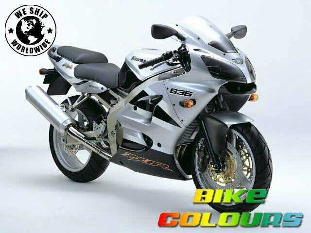 Kawasaki Versys Touch Up Paint