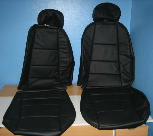 1985 2011 Ford Mustang Leather Interior Upgrade Kit Ebay