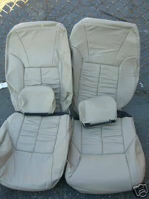 1995 2014 toyota avalon genuine leather upgrade interior kit seat covers ebay. Black Bedroom Furniture Sets. Home Design Ideas
