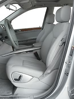 mbz mercedes benz ml350 leather interior seat covers ebay