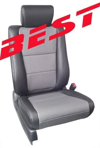 2003 09 honda element real leather interior seat covers ebay. Black Bedroom Furniture Sets. Home Design Ideas