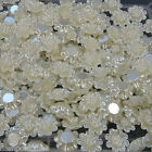 Cabochon Resin Flatback Pearl Lots Roses Leaves Hearts Marquise Oval Flowers Etc