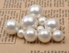 Mother Of Pearl Shells Half Drilled Hole Beads 4mm 6mm 8mm 10mm 12mm-20mm