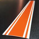2 X 72 Vinyl Racing Stripe Pinstripe Decals Stickers 18 Colors Stripes