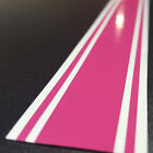 3 X 72 Vinyl Racing Stripe Pinstripe Decals Stickers 18 Colors Stripes