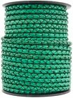 Xsotica Round Bolo Braided Leather Cord 3 Mm 1 Yard Flat Rate Shipping