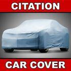 Chevy Citation Car Cover All Weather Waterproof Warranty Customfit