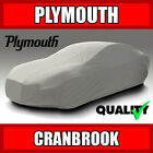 Plymouth Cranbrook Car Cover - Ultimate Full Custom-fit All Weather Protection