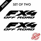 Ford F150 F250 Fx4off Road Decals Vinyl Truck Sticker Decal Set 2006 - Up