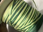 Embroidery Trim Flower 18 Ribbon Ombre 1yd Made In France