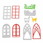 Metal Cutting Dies Stencil Scrapbooking Embossing Album Making Christmas Gift