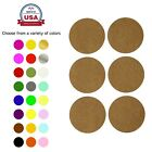 Round 2 Stickers 50mm Color Coding Dot Labels For Jars Storage Identification