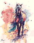 4050cm Diy Acrylic Paint By Number Kit Oil Painting Wall Decor On Canvas Animal