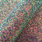 Hologram Ultra Chunky Glitter Fabric Sparkle Holographic Vinyl Cotton Diy Crafts