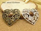 Hot Tibetan Silverbronze Beautiful Charms Pendant Jewelry Finding Diy Carfts