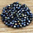 Free Shipping 100-500pcs Swarovski Crystal 4mm Bicone Beads You Pick Color