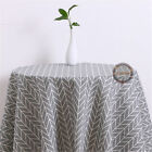 Vintage Printed Natural Cotton Linen Fabric Tablecloth Patchwork Sewing 50x50cm