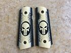 1911 Grips Punisher Magwell Bottom