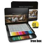 Us Watercolor Pencils Water Soluble Colored Art Drawing Pencil Wood Professional