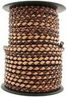 Xsotica Round Bolo Braided Leather Cord 3mm4mm5mm-1 Yard -choose Color
