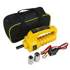 5ton 6ton 12v Electric Hydraulic Jack Electric Impact Wrench Repair Tool Autool