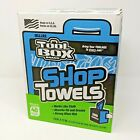 Sellars Toolbox Blue Shop Towels 60 Count Roll For Diy Face Mask Filter Making