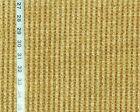 Gold Stripe Chenille Fabric Mid Century Clarence House Upholstery Sonoma Bty