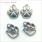 Lot Antique Charms Pendants For Jewelry Making Diy Free Shipping