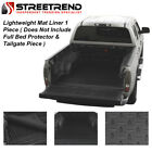 For 2015-2021 Coloradocanyon 6 Ft 72 Long Cab Rubber Truck Bed Floor Mat Liner