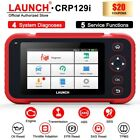 Launch Crp909 Car Obd2 Scanner Auto Diagnostic Scan Tool Code Reader Oil Sas Abs