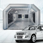 Automotive Inflatable Portable Car Spray Paint Booth Garage Tent Auto Painting