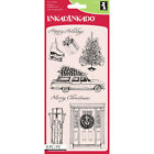 Lot Of Inkadinkado 4 X 8 Clear Stamps To Choose From