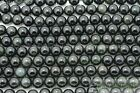 Natural Obsidian Gemstone Round Beads 2mm 3mm 4mm 5mm 6mm 8mm 10mm 12mm 14mm 16