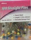 Allary Pins Safety Sewing Quilting New