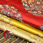 Chinese Ancient Costume Pillow Jacquard Cloth Senior Clothes Woven Damask Fabric