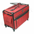 Tutto Tote On Wheels Xl 24 - Choose From 4 Colors - Sewing Machine Case Bag
