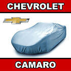 Chevy Camaro Car Cover  Custom-fit Waterproof Quality Best Deal