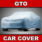 Pontiac Gto Car Cover - Ultimate Full Custom-fit All Weather Protection