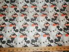 Mickey Mouse 1 Fabrics Sold Individually Not As A Group By The Half Yard