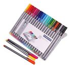 Staedtler Lumocolor Non-permanent Universal Pen With Plastic Case Usa Only