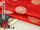 Fu Xi Ancient Costume Chinese Clothing Brocade Cos Silk Satin Sewing Fabric