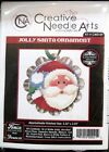 Creative Needle Arts Counted Cross Stitch Needlepoint Christmas Ornament Kit