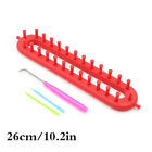 Creative Knit Hobby Needle Weaving Tool Plastic Knitting Loom Hook Rectangle
