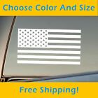 Flag Decal - Us Flag Decal Window - American Flag Decal - Flag Stickers Veteran