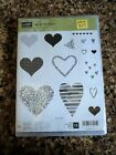 New Stampin Up Red Rubber Stamps And Clear Photopolymer Stamps You Choose